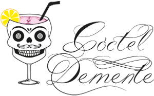 Cóctel Demente - logo21